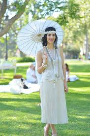 Summer Garden Party Dress Code - what to wear to a summer whites party gatsby gardens and summer