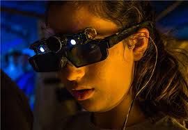 Sunglasses For Blind People Artificial Intelligence Lenses For The Blind Created