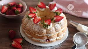 jeux de aux fraises cuisine gateaux layer cake aux fraise