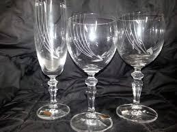 bicchieri boemia servizio in cristallo di bohemia da 38 pezzi a marino kijiji