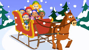holiday ride bubble guppies video s3 ep 320