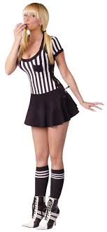 referee costume women s racy referee costume costumes