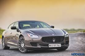 satin black maserati maserati quattroporte gts india review impish angel motoroids