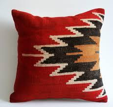 Cushion Rugs Wicked U0026 Weird Sukan Kilim Pillows Native American Home