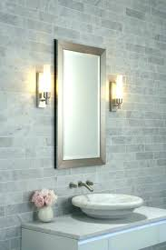 Oak Framed Bathroom Mirror Oak Framed Bathroom Mirrors Image Of Bathroom Mirror Frame Ideas