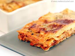 jeux de cuisine lasagne lasagnes bolognaise fiche recette illustrée meilleurduchef com