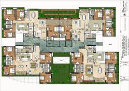 Floor Plan Residential by Pioneer Upscale Floor Plans Kakamanu Infra Chennai
