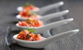 tartare cuisine smoked salmon tartare recipe relish