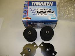 timbren f250 and f350 without snow plow prep package front