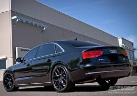 audi s8 matte black 2013 audi a8 with 22 gianelle in matte black wheels