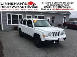 used jeep patriot 2012 jeep patriot latitude