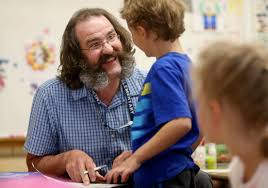 bye bye beardie boulder teacher sculpts hair for