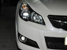 subaru legacy headlights hid retrofit subaru legacy 2012