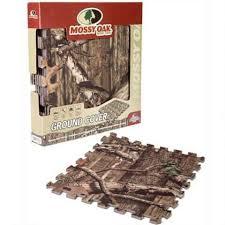 spg moinfintiy floor mat tiles foam non slip rubber mossy oak