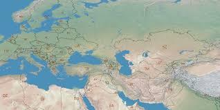 armenia on world map where is armenia located