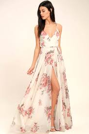 maxi dress lovely floral print dress wrap dress maxi dress 98 00