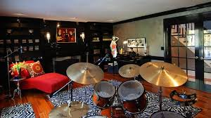 Super Cool Music Room Family Room Miami By Robb  Stucky - Cool family rooms