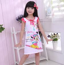 new arrival nightgowns for girls pajamas for children infant baby