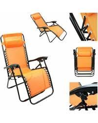 fall sale magshion single folding recliner lounge chair zero