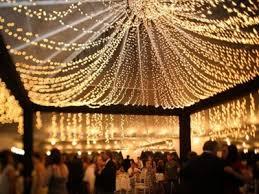 Stringing Lights In Backyard by 1 Niagara Falls String Lights U0026 Globe Lighting Rentals Wedding