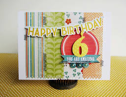 scrapbook u0026 cards today blog join us for our 6th birthday