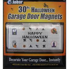 garage door halloween decorations halloween garage door magnets