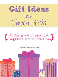 gifts my tween daughters would both to receive a gift guide