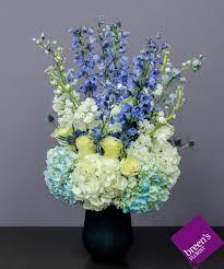 florist houston blue upscale flowers from breen s florist houston