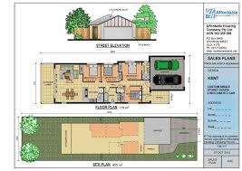single story house design single story narrow lot house plans 1985 most homes storey