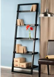 crate and barrel ladder desk leaning bookcase ladder bookcase leaning ladder bookcase with