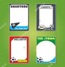 soccer report card template 28 images of soccer player report card template stupidgit