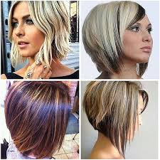 different types of haircuts for womens bob hairstyle different types of bob hairstyles fresh different