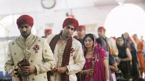 Balwin Balwin And Yasmin Most Elegant Graceful Punjabi Wedding