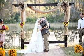 sunflower wedding decorations 36 fall wedding arch ideas for rustic wedding deer pearl flowers