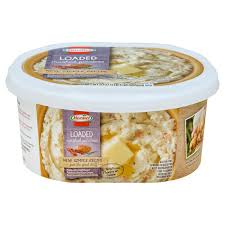 country crock garlic mashed potatoes nutrition nutrition and