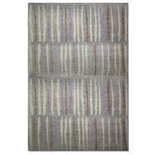 Modern Blue Rugs Tufenkian Modern Blue Purple Grey Wool Rug 5045 Andonian Rugs