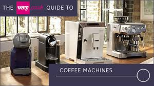 espresso coffee brands the very guide coffee machines youtube