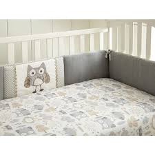 Owl Nursery Bedding Sets by Bedroom Charming Crib Bumper Pads For Wonderful And Cozy Crib