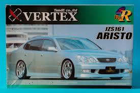 lexus gs400 vs infiniti g35 aoshima 1 24 toyota aristo lexus gs300 vertex with volk gt v u0027s