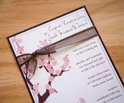 cherry blossom wedding invitations cherry blossom wedding invitations the wedding specialiststhe