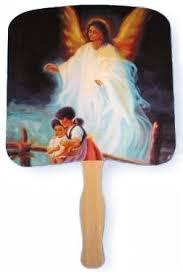 church fan guardian angel church fan jpg