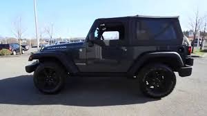 2007 jeep wrangler rubicon 7l168438 everett snohomish youtube