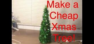 cheap christmas tree how to make a cheap desk christmas tree christmas ideas
