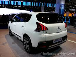 new peugeot 3008 2016 peugeot 3008 rendered to be unveiled on may 23