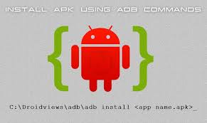 android apk shell installer how to install apk files using adb commands