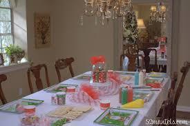 52 mantels hosting a kids u0027 christmas cookie party