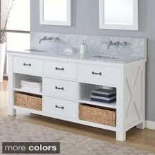 suzie bath empire rosette double vanity sink double vanities