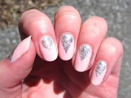 red and silver nail designs for prom attractive red nail designs