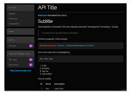 Create A Blueprint Online Free Free And Open Source Api Documentation Tools Pronovix