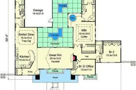 Mediterranean Floor Plans With Courtyard 10 Courtyard Style Home Floor Plans 25 Best Ideas About